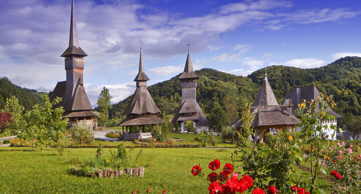 Barsana-Church