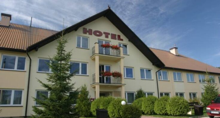 foto - hotel pieniny